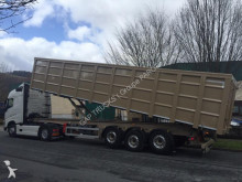 Granalu BENNE GRAND VOLUME RENFORCEE FERRAILLE semi-trailer