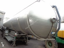 used ETA chemical tanker semi-trailer