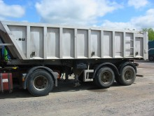 used Leciñena tipper semi-trailer