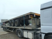 used Benalu flatbed semi-trailer