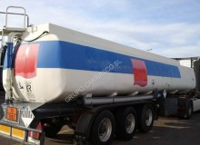 used Cobo oil/fuel tanker semi-trailer