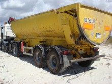 semirimorchio halfpipe tipper General Trailers usato
