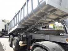 used Basreboques half-pipe semi-trailer