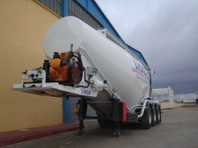 new concrete semi-trailer
