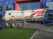 used Cardi tipper semi-trailer