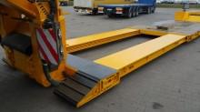 naczepa do transportu sprzętów ciężkich Faymonville używana