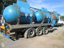 semi remorque citerne hydrocarbures Trailor occasion