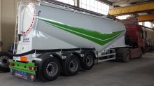 new Lider powder tanker semi-trailer
