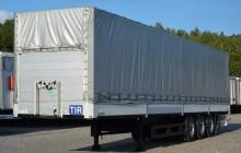 naczepa Plandeka Schmitz Cargobull używana