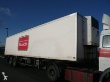used Trailor refrigerated semi-trailer