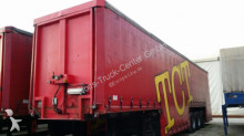 used Ackermann tautliner semi-trailer