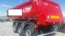 new Fliegl half-pipe semi-trailer