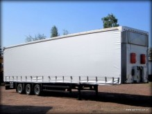 naczepa Plandeka burtoplandeka Schmitz Cargobull używana