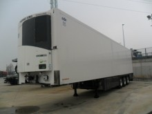 new Sor Iberica mono temperature refrigerated semi-trailer