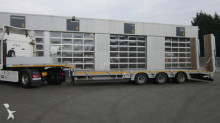 new MAX Trailer heavy equipment transport semi-trailer