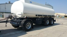 used Indox oil/fuel tanker semi-trailer