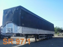 used Bartoletti tarp semi-trailer