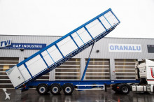 new Granalu chassis semi-trailer