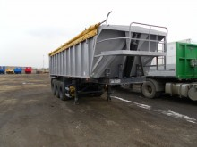 used Stas half-pipe semi-trailer