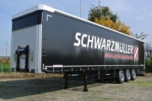 new Schwarzmüller tarp semi-trailer