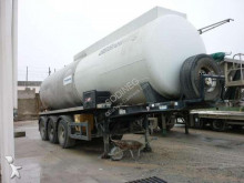 used Trax oil/fuel tanker semi-trailer