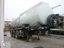 semirremolque cisterna hidrocarburos Trax usado