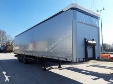 new Schwarzmüller dropside flatbed tarp semi-trailer