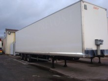 used SRT box semi-trailer