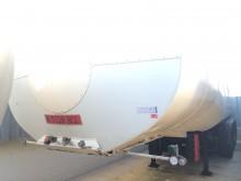 used Cobo tanker semi-trailer