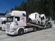used Montenegro car carrier semi-trailer