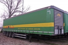 used Merker other Tautliner tautliner semi-trailer