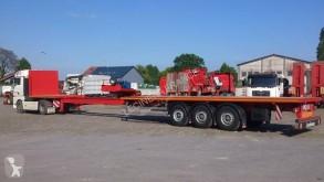 Leciñena Neuf, plateau extensible 13,600 à 20,600 semi-trailer