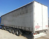 semirimorchio cassone centinato General Trailers