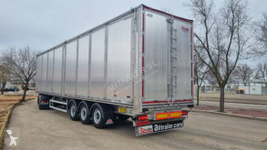 Alite moving floor semi-trailer