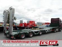 semirimorchio trasporto macchinari ES-GE usato
