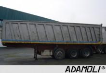 used Adamoli tipper semi-trailer