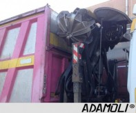 used Adamoli moving floor semi-trailer