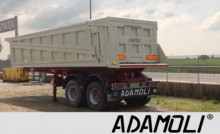 used Viberti tipper semi-trailer