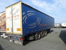 used Schmitz Cargobull reel carrier tautliner semi-trailer
