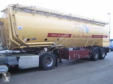 used Ova powder tanker semi-trailer