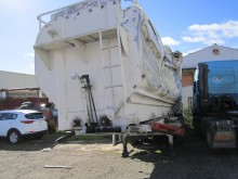 damaged Lecitrailer other semi-trailers