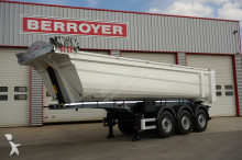 new Galtrailer tipper semi-trailer
