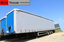 used Lecitrailer reel carrier tautliner semi-trailer