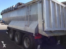 used Lecitrailer tipper semi-trailer