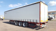 used Boards tautliner semi-trailer