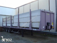used Trailor dropside flatbed semi-trailer