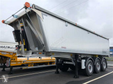 new Tisvol tipper semi-trailer