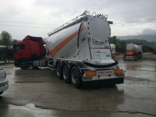 Farcinox powder tanker semi-trailer