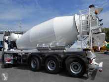 new De Buf concrete mixer concrete semi-trailer