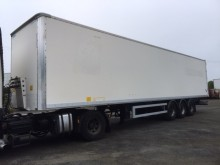 Asca Fourgon semi-trailer